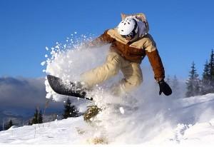 Wintersport reisverzekering Amerika